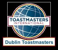 Dublin Toastmasters Logo